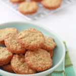 These oatmeal cookies are soft