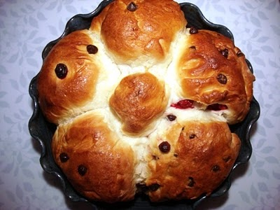 chocolate cranberry bread