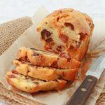Savory date and chorizo mini loaves