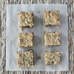 My absolute favorite recipe for date squares