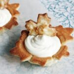 DB: Maple mousse in maple cookie cups