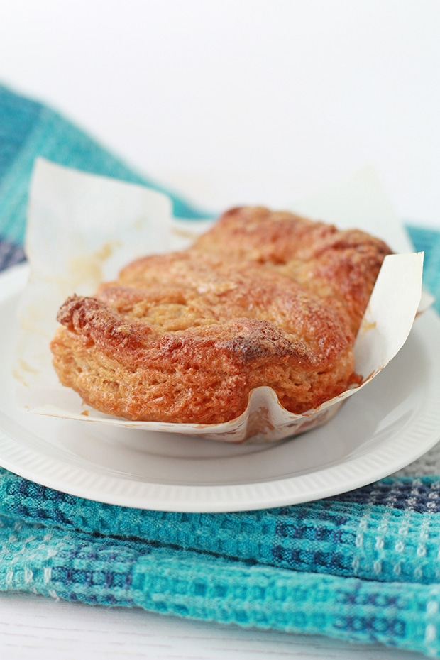 maple pastry