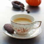 Gluten-free pumpkin mousse