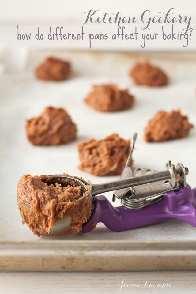 Kitchen geekery - baking sheet pans