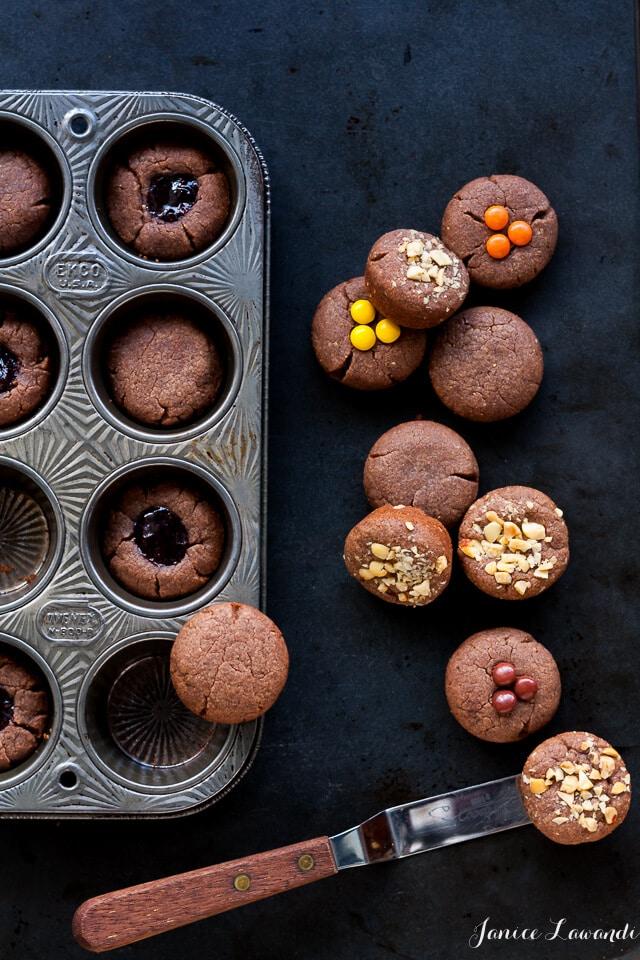 3-ingredient brownie