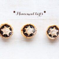 Mincemeat tarts