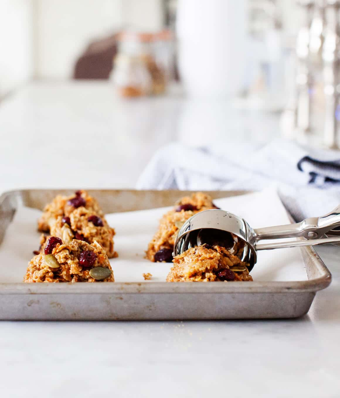 Carrot quinoa oatmeal breakfast cookies_Love and Lemons