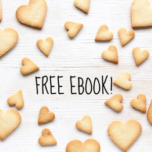 sign up to the mailing list to get your free ebook