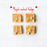 How to make fudge | Maple fudge recipe + tips & tricks