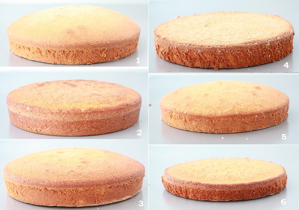 comparison of vanilla cake recipes to find the best vanilla cake recipe ever