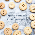 Two kinds of honey cookies