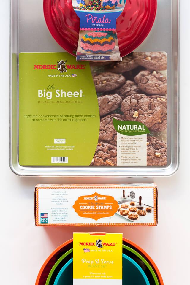 Nordic Ware baking kit