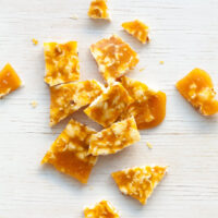 buttered popcorn brittle