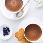 The best hot chocolate—Earl Grey hot chocolate