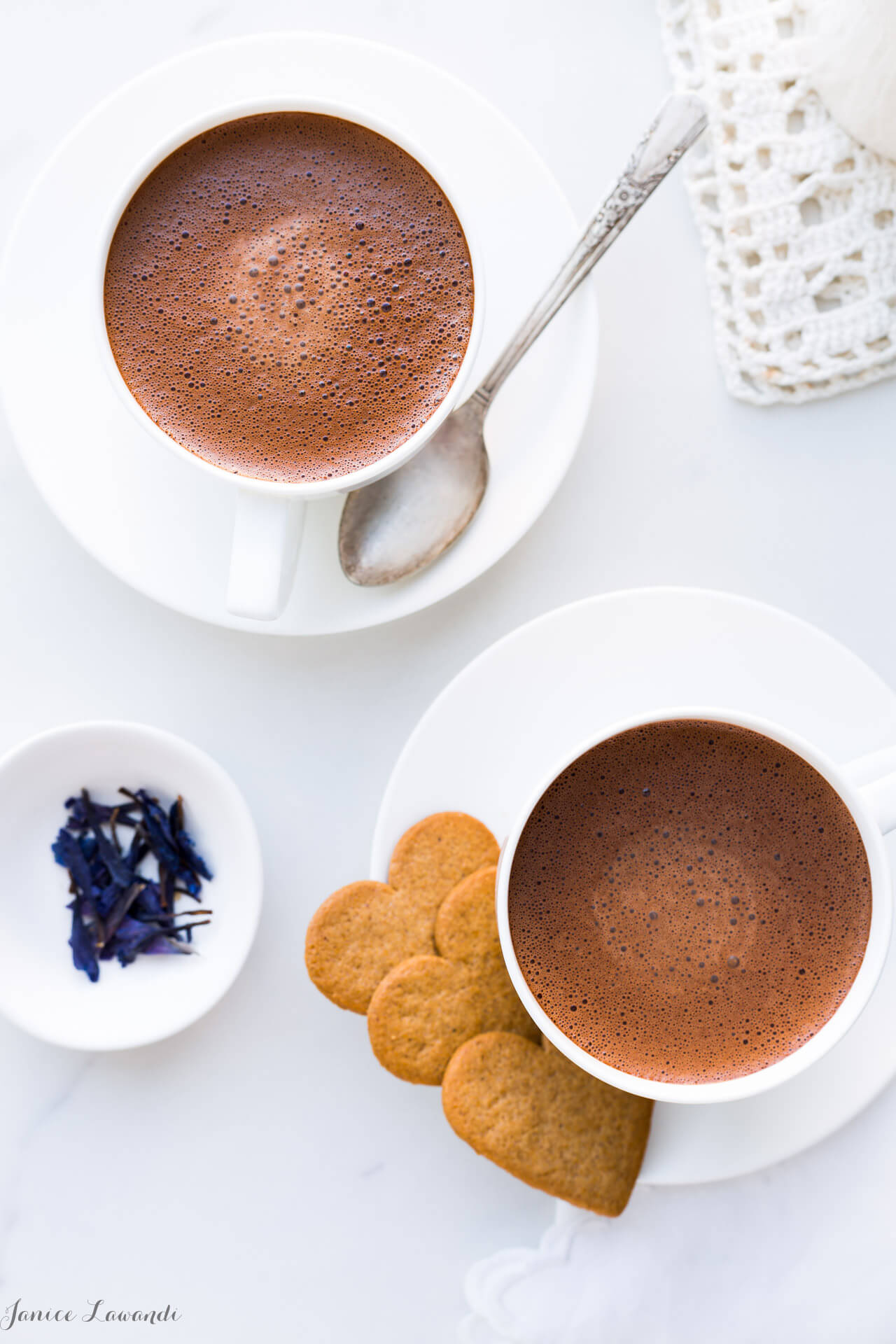 Best Hot Chocolate Recipe Made With Just 2 Ingredients Chocolate And Milk