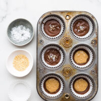 How to make chocolate peanut butter cups with any nut butter