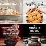 Baking cookbook covers for baking books coming out in fall 2018