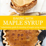 Maple syrup recipes