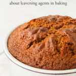 The complete guide to leavening agents and chemical leaveners in baking