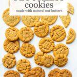 How to make flourless peanut butter cookies (gluten-free)