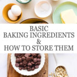A guide to baking ingredients and pantry staples