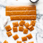 How to make sea salt caramels